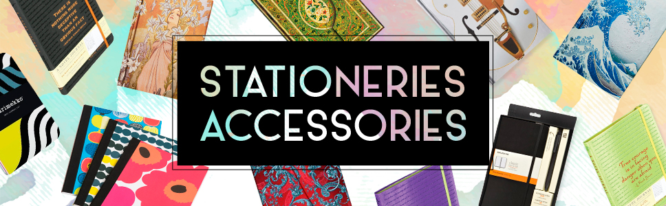 Stationeries and Accessories