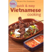 PERIPLUS MINI COOKBOOK: QUICK & EASY VIETNAMESE COOKING
