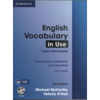 English Vocabulary In Use Upper Intermediate With Answers Tcd 3rd