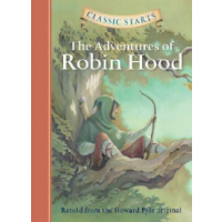 Classic Starts The Adventures Of Robin Hood Pyle Howard Asiabooks Com