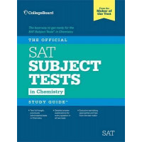 College board the official sat subject test in chemistry study college board the official sat subject test in chemistry study guide asiabooks fandeluxe Choice Image