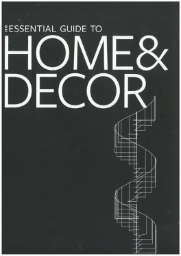 ESSENTIAL GUIDE TO HOME & DECOR (2015)