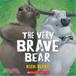 VERY BRAVE BEAR,THE