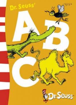 DR. SEUSS' ABC (BLUE BACK BOOK)
