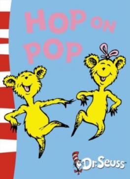 HOP ON POP (BLUE BACK BOOK)