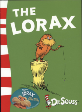 THE LORAX (YELLOW BACK BOOK)