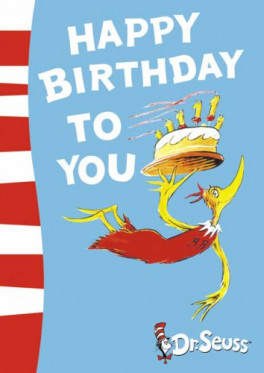 HAPPY BIRTHDAY TO YOU! (GREEN BACK BOOK)