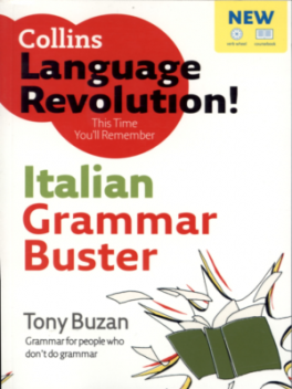 COLLINS LANGUAGE REVOLUTION — ITALIAN GRAMMAR BUSTER