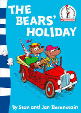 THE BEARS' HOLIDAY (GREEN BACK BOOK)