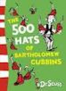 THE 500 HATS OF BARTHOLOMEW CUBBINS (YELLOW BACK BOOK)