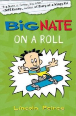 BIG NATE #3: BIG NATE ON A ROLL