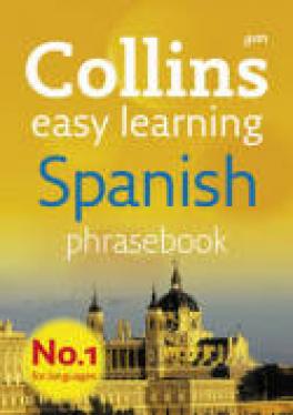 COLLINS GEM EASY LEARNING: SPANISH PHRASEBOOK (3RD ED.)
