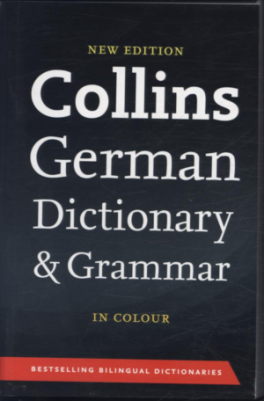 COLLINS GERMAN DICTIONARY AND GRAMMAR (7TH ED.)