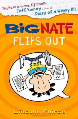 BIG NATE #5: BIG NATE FLIPS OUT
