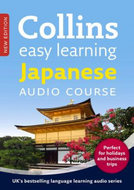 COLLINS EASY LEARNING JAPANESE-AUDIO COURSE (2ND.ED.)