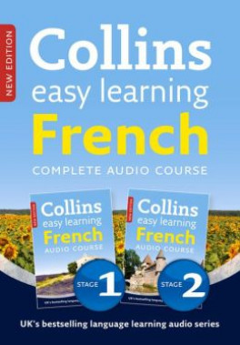 COLLINS EASY LEARNING AUDIO COURSE: COMPLETE FRENCH (STAGES1AND2) BOX SET (2ND.ED.)