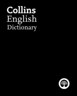 COLLINS ENGLISH DICTIONARY (12TH ED.)