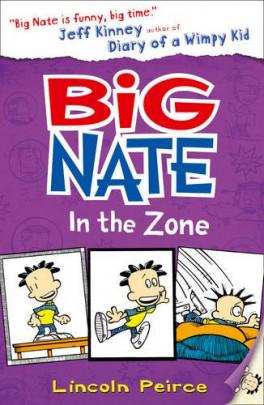 BIG NATE #6: BIG NATE IN THE ZONE