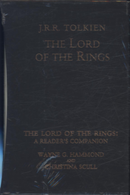 LORD OF THE RINGS BOXED SET, THE