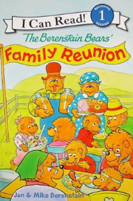BERENSTAIN BEARS' FAMILY REUNION, THE (I CAN READ 1)
