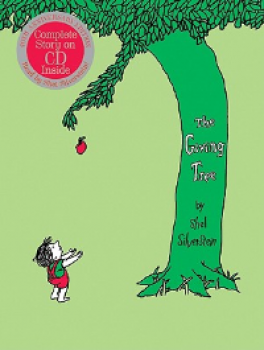 GIVING TREE 40TH ANNIVERSARY EDITION BOOK WITH CD, THE
