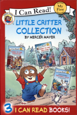 LITTLE CRITTER: LITTLE CRITTER COLLECTION (MY FIRST I CAN READ)