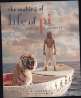 MAKING OF LIFE OF PI, THE: A JOURNEY