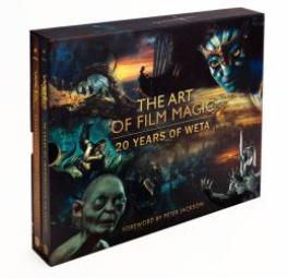 ART OF FILM MAGIC, THE: 20 YEARS OF WETA