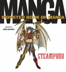 MONSTER BOOK OF MANGA STEAMPUNK, THE