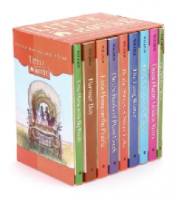 LITTLE HOUSE BOOKS, THE (BOXED EDITION): 9 VOL.