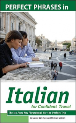 PERFECT PHRASES IN ITALIAN FOR CONFIDENT(1ST ED)