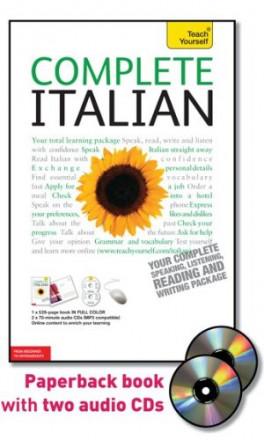TEACH YOURSELF COMPLETE: ITALIAN (5TH ED.)(CDB)