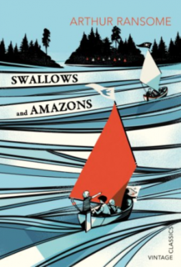 SWALLOWS AND AMAZONS (VINTAGE CHILDREN'S CLASSICS)