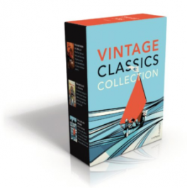 BOYS' VINTAGE CHILDREN'S CLASSICS BOX SET: CONTAINS THE SILVER SWORD, TREASURE ISLAND AND SWALLOWS AND AMAZONS (VINTAGE CHILDREN'S CLASSICS)