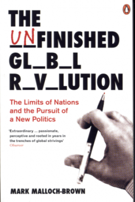 UNFINISHED GLOBAL REVOLUTION, THE