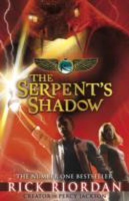 KANE CHRONICLES 3, THE: THE SERPENT'S SHADOW