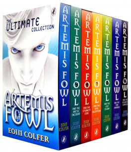 ARTEMIS FOWL 7 COPY SLIPCASE