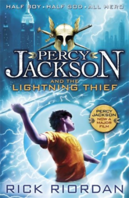 PERCY JACKSON AND THE LIGHTNING THIEF (NEW COVER)