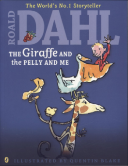 GIRAFFE AND THE PELLY AND ME, THE (COLOUR ED)