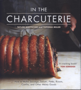 IN THE CHARCUTERIE: MAKING SAUSAGE, SALUMI