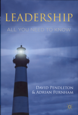 LEADERSHIP ALL YOU NEED TO KNOW