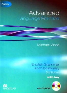 ADVANCED LANGUAGE PRACTICE WITH KEY (NEW)