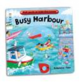 PULL, PUSH OR SLIDE THE SCENE: BUSY HARBOUR