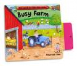 PULL, PUSH OR SLIDE THE SCENE: BUSY FARM