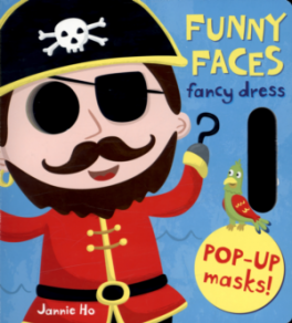 FUNNY FACES: DRESSING UP