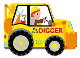 WHIZZY WHEELS: DIGGER