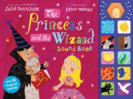 PRINCESS AND THE WIZARD SOUND BOOK, THE