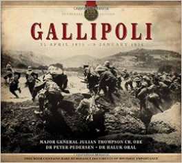 GALLIPOLI: 25 APRIL 1915 - 9 JANUARY 1916