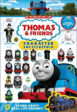 Thomas Friends Character Encyclopedia Dk Asiabooks Com