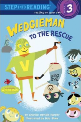 WEDGIEMAN TO THE RESCUE (SIR 3)